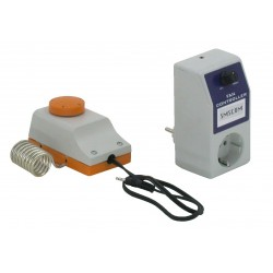 SMS Fancontroller with thermostat 1500w