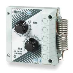 Thermostat (separate) for SPC